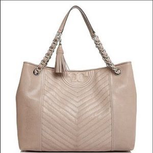 Tory Burch Large Fleming Tote